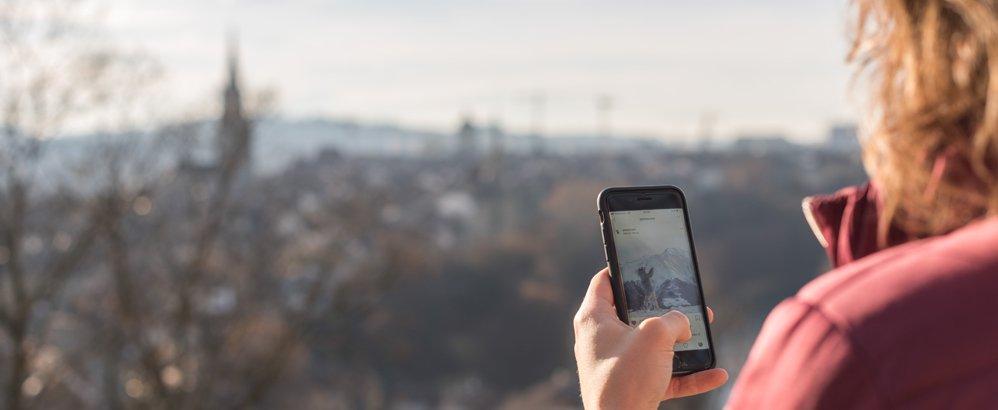Foto: Swisscom; Die Swisscom hat am Mittwochmorgen das 5G-Netz an zunächst 102 Standorten freigeschaltet.