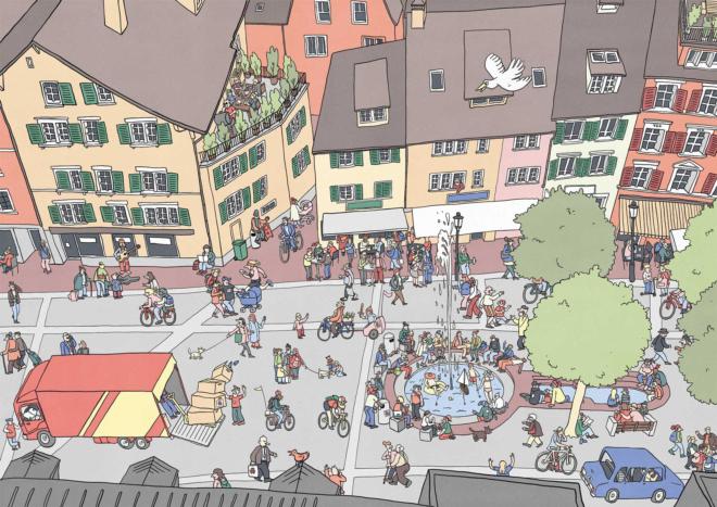 Bild: zVg; Wimmelbuch Winterthur