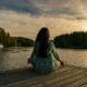 Foto: Pixabay / leninscape; Achtsamkeits-Meditation unter der halluzinogenen Substanz Psilocybin führt für eine gewisse Zeit zu einer positiveren Einstellung zum Leben und besseren sozialen Funktionen.