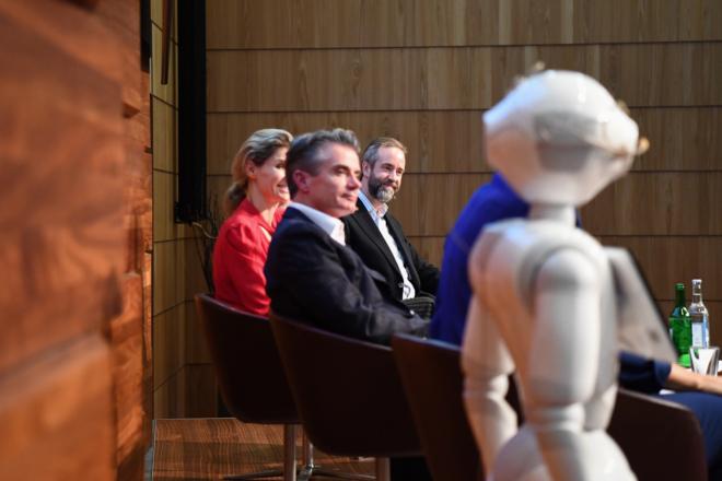 Foto: Andreas Bucher; Paneldiskussion