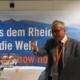 Foto: Noser Gruppe; Ruedi Noser sprach bei der Eröffnung des neuen Büros von Noser Engineering unter anderem über Swissness.