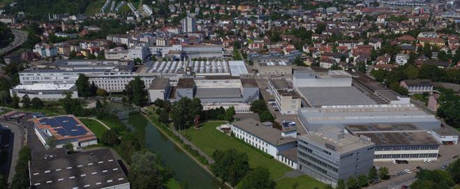 Foto: zVg; Das Home of Innovation soll in einer Werkhalle von Rieter in Winterthur eröffnet werden.