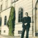 Wikimedia/U.S. Library of Congress; Carl Gustav Jung, hier vor dem Portal des Burghölzli, wollte die freudsche Psychoanalyse nach Zürich holen.