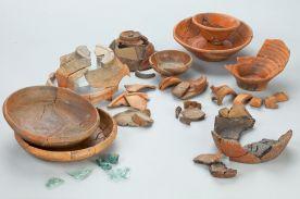 Römische Grabbeigaben für eine einflussreiche Person