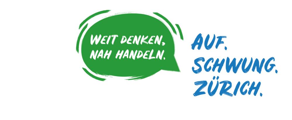 Weit denken, nah handeln – Auf.Schwung.Zürich