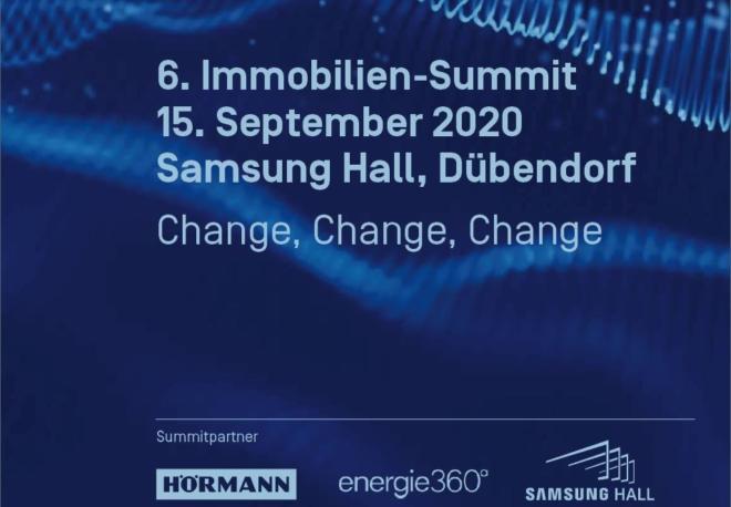 Bild: zVg; 6. Immobilien-Summit