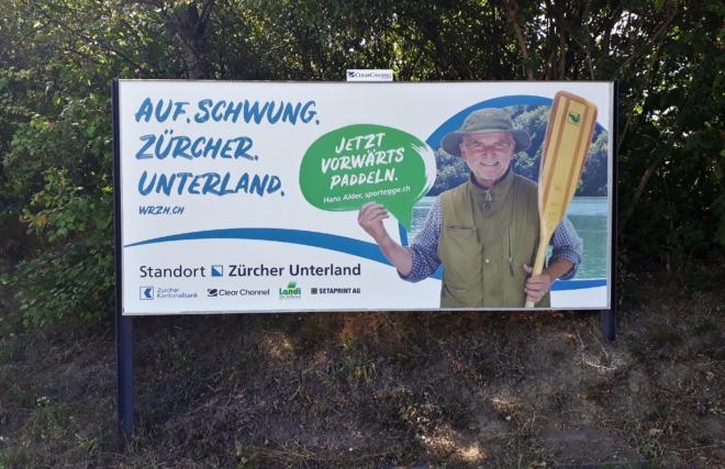 Bild: zVg; Hans Alder Auf.Schwung.Zürcher.Unterland.