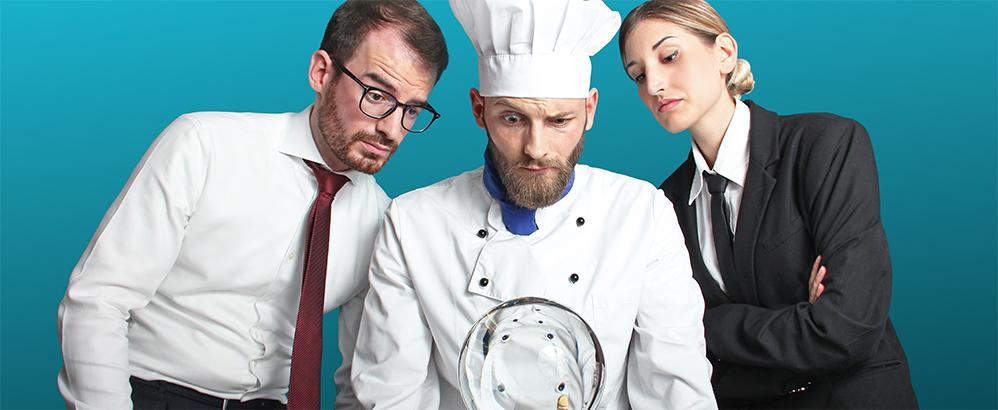 Bild: ssp; Prognolite entwickelt ein digitales Vorhersagewerkzeug für die Gastronomie.