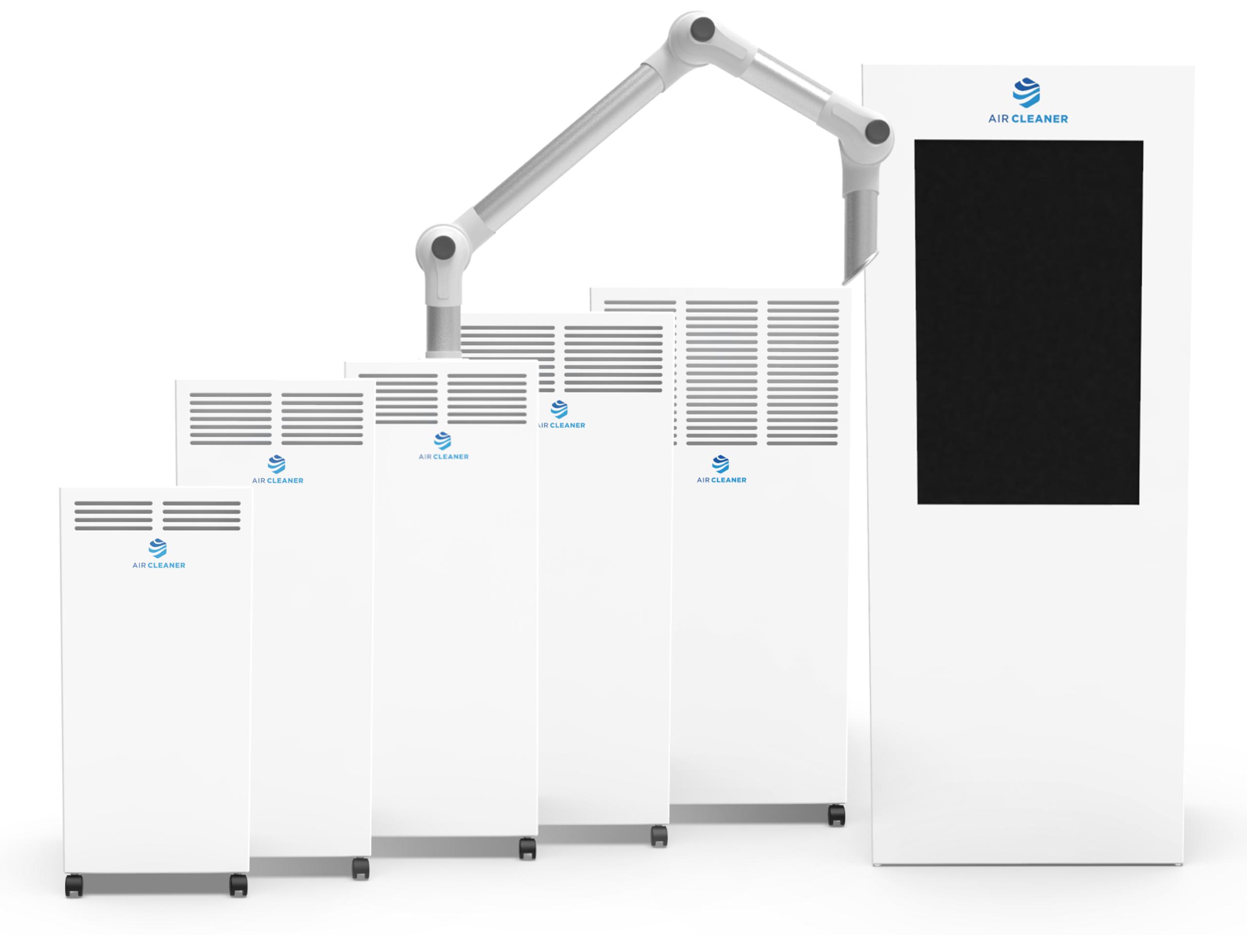 Air Cleaner Sortiment - Luftreiniger gegen Viren