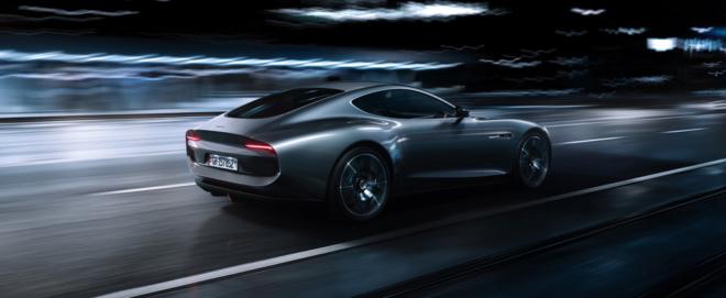Bild: Piëch Automotive; Das Zürcher Start-up will einen strombetriebenen Sportwagen auf die Strasse bringen.