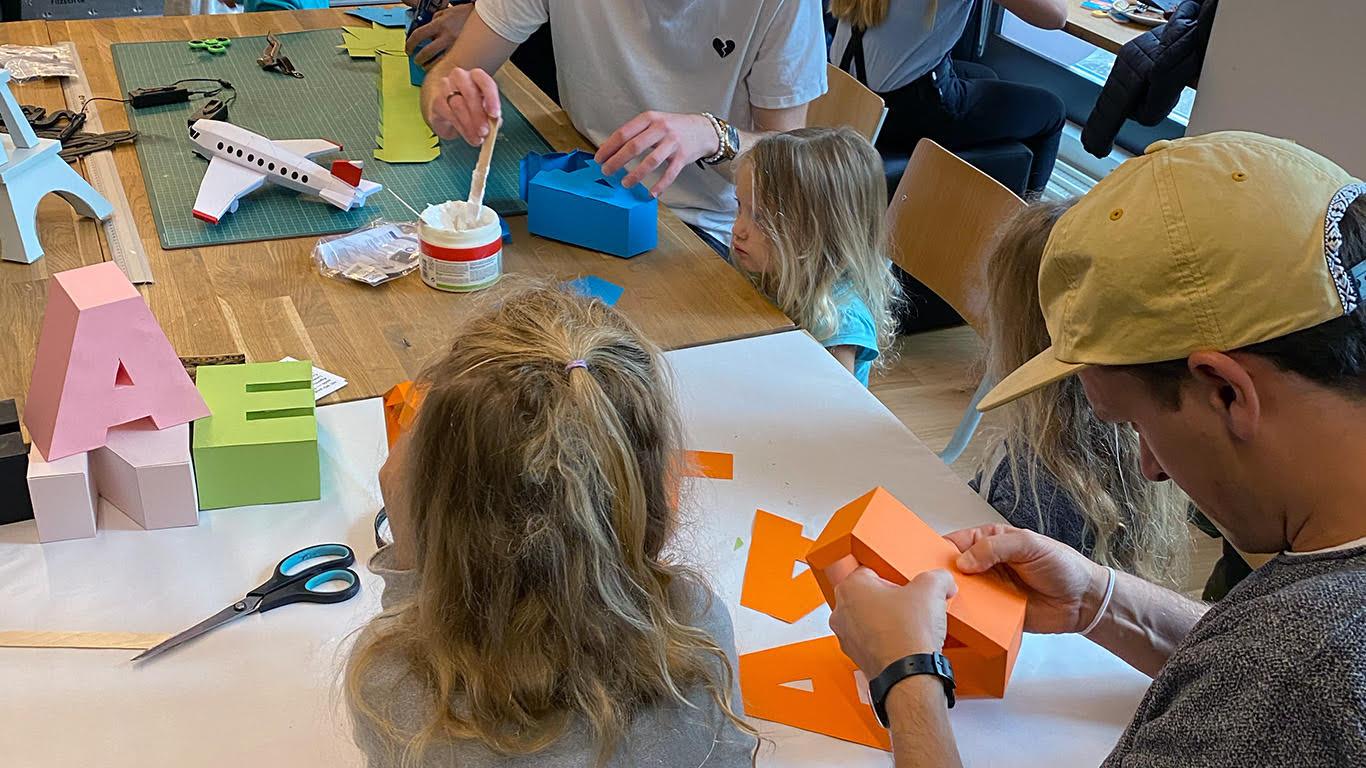 Bild: Made in Zurich Initiative; Tag der urbanen Produktion - Workshop