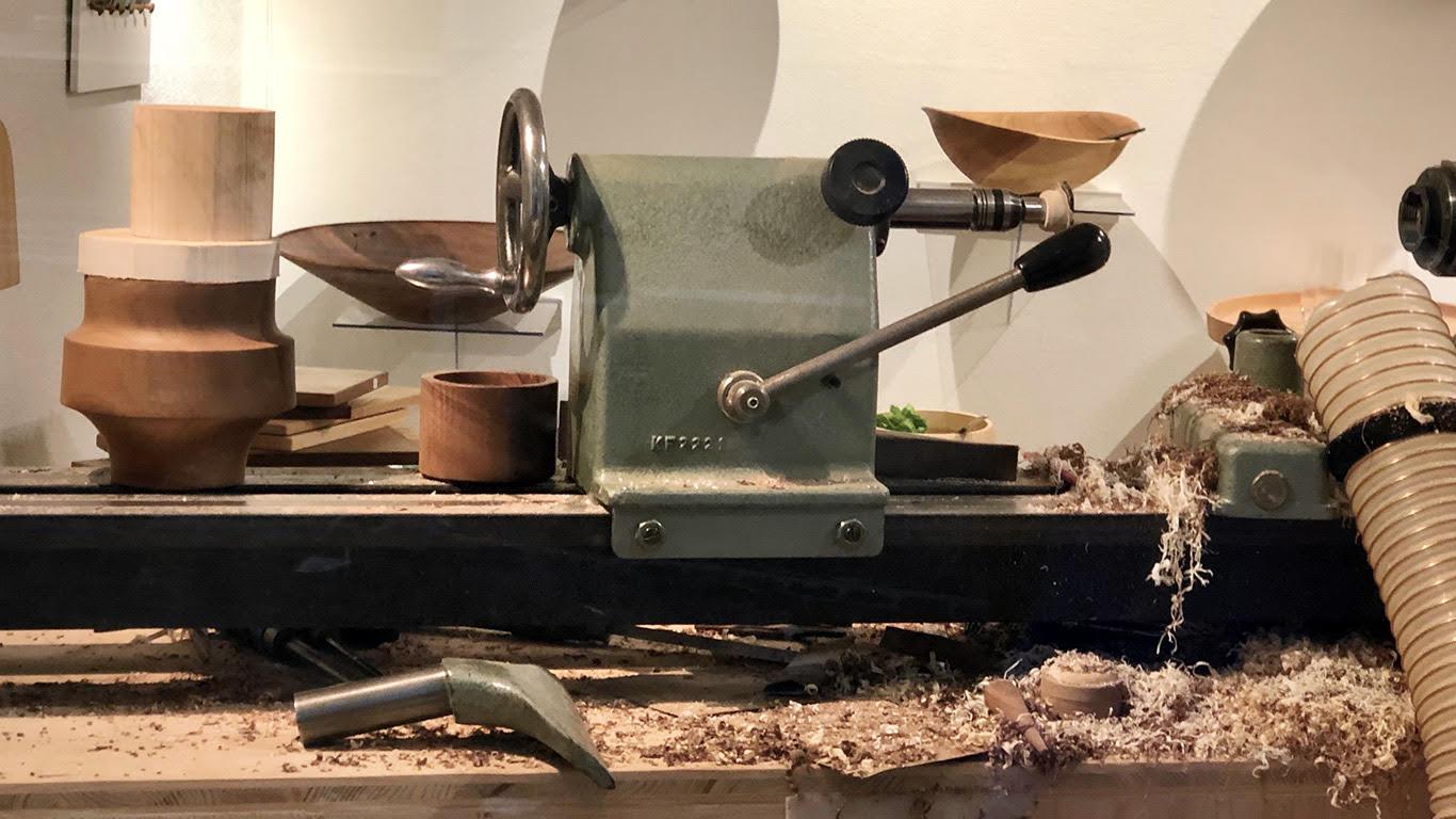 Bild: Made in Zurich Initiative; Tag der urbanen Produktion - Holzhandwerk