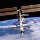 Bild: NASA; Eine Technologie von Distran hilft künftig bei der Lecksuche auf der internationalen Raumstation.