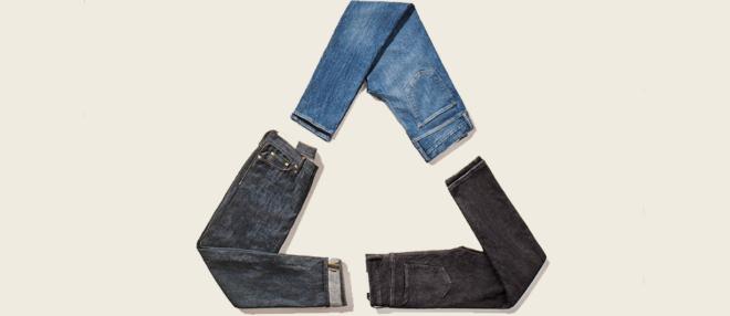 Bild: H&M; Sulzer und H&M spannen bei der Wiederverwertung von Kleidern zusammen.
