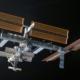 Bild: NASA; Die ISS verliert seit einer Weile vermehrt Luft.