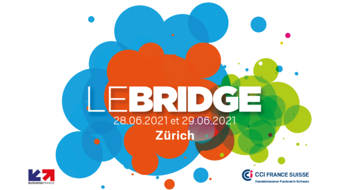 Bild: CCIFS; Le Bridge Flyer