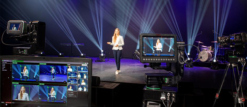 Bild: Seervision; Dank der Software von Seervision können mehrere Kameras von einem PC bedient werden.