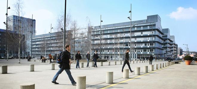 Bild: Technopark Zürich; Der Technopark Zürich bietet innovativen Jungunternehmen ein Zuhause.