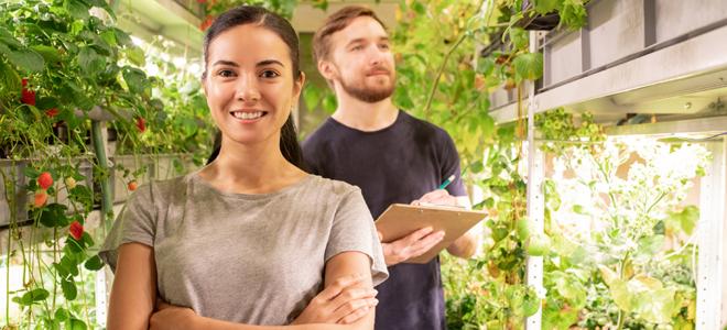 Bild: ZHAW; ZHAW bietet neuen Studiengang im Bereich nachhaltiger Lebensmittelsysteme.