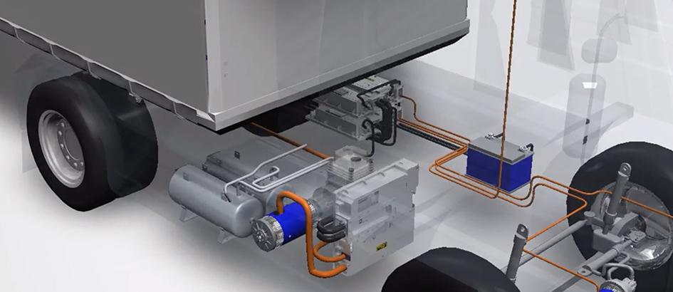 Bild: Lenze; Mit der Übernahme von Lenze Mobile Drives will sich Bucher Hydraulics im Bereich der Elektromobilität stärken.