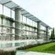 Bild: studio bloom, Zürich; Blick auf Sportzentrum und Aussenbad
