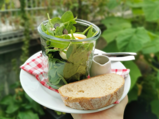 Bild: Museum Haus Konstruktiv; Geniessen Sie einen leichten Summer Lunch im Museum Haus Konstruktiv.