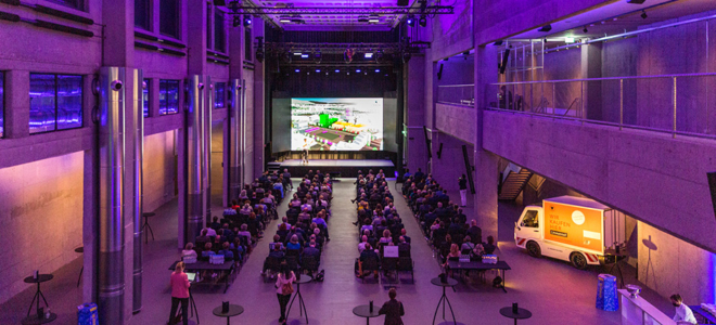 Bild: zVg/Limmatstadt AG; Die Generalversammlung der Limmatstadt AG fand im JED in Schlieren statt.