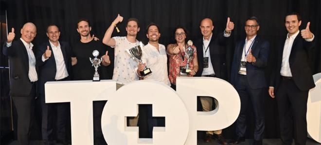 Bild: Venturelab; Planted, Cutiss und 9T Labs sind zu de besten Start-ups der Schweiz gekürt worden.